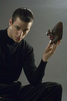 Gaspard Ulliel Hannibal Lecter | gaspard ulliel as hannibal lecter 1 2