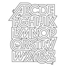 alphabet mazes can't get more creative!