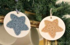 Granny christmas ornaments
