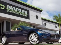 Used Maserati Spyder For Sale Bentley Convertible, Luxury Cars For Sale, Maserati Granturismo, Bentley Continental Gt, Motorhome, Shabby Chic, Vehicles, Ebay, Camper