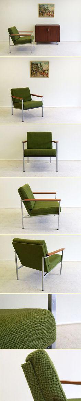 Easy chair for Gispen (1603)                              …