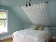 Bedrooms with Angled Ceilings | SLOPED CEILING BEDROOM | Sloped Ceiling Bedroom. Asian Bedroom Designs ...