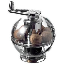 Wanting: Peugeot Nutmeg Mill The Dish, Soap Dispenser, Peugeot, Spices, Perfume Bottles, Dishes, Cooking, Kitchen, Stainless Steel