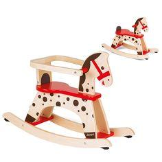 Schaukelpferd Caramel Toys, Rocking Horse Toy, Kids, Toy, Games, Beanie Boos