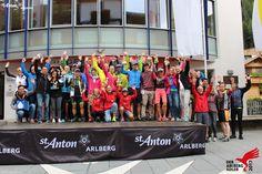 Die Teilnehmer des Arlberg Adlers und Arlberg Murmel. Marathon, Wrestling, Bike, Sports, Eagles, Bicycle Kick, Marathons, Trial Bike, Sport