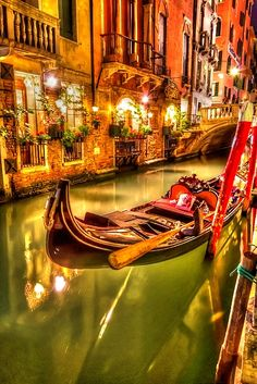 Venice, Italy - such a magical place