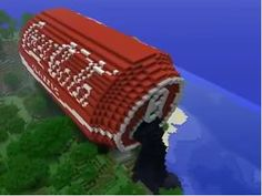 If you know a lot about Minecraft this is hard to make!!! I would love to make it but it seems too hard.