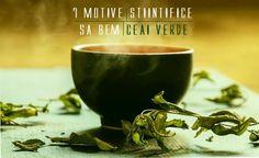"""7 motive """"științifice"""" să bem CEAI VERDE Natural Remedies, Health, Green, Fine Dining, Plant, Health Care, Natural Home Remedies, Natural Medicine, Salud"""