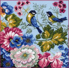 Checkout this page for more designs. There r some amazing cross stitch designs here!   Gallery.ru / Фото #15 - РАЗНЫЕ-РАЗНОСТИ - GAVRUCHA