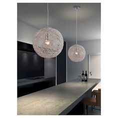 Zuo Opulence Ceiling Lamp - Chrome : Target