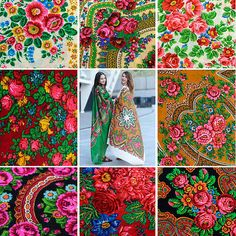 Love this and the way others amazing artists are highlighted on by Kriszta Kemeny (Hungarian living in Oz) at her site Folt Bolt.com. Here are highlighted - the colorful art palette | Butterfly - clothing. Gorgeous summer flowers vintage Ukraine shawls, bags etc..