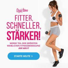 Tschüss Winkearme, hallo Oberarme! Fitness-Trainerin Kayla Itsines verrät dir acht Übungen, die deine hängenden Arme in straffe Hingucker verwandeln.