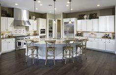 Traditional Kitchen with Filament Design Providence 1-Light Black Incandescent Ceiling Mini Pendant, Flush, L-shaped