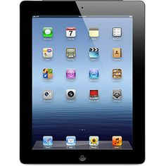 Apple iPad 3rd Generation 32GB with Wi-Fi + 4G LTE AT