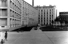 Fernand Pouillon - Résidence Victor Hugo, Pantin, 1957