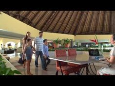 Fiesta Americana Condesa Cancun All Inclusive - YouTube video, 27 days till vacation God Willing!