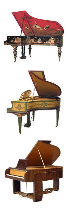 Pleyel_ca_1886_Gabriel_Gaveau_ca_1925_Gaveau_ca_1930_by_Rene_Prou