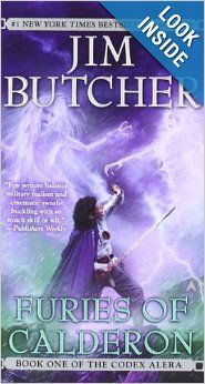 Furies of Calderon (Codex Alera, Book 1): Jim Butcher: 9780441012688: Amazon.com: Books