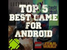 Top 5 Game For Android 2016
