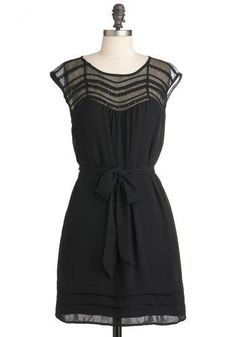 ModCloth | More here: http://mylusciouslife.com/little-black-dress-shopping-suggestions/