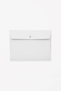 COS | Folded leather clutch