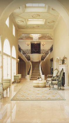 Luxury Foyer/Entrance⭐️Houzz