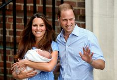 Kate Middleton Prince William baby photos