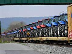 Image Search Tractors on Train