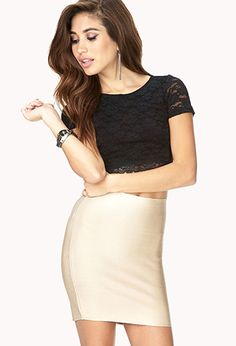 Must-Have Bodycon Skirt | FOREVER 21 - 2000072973