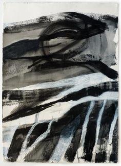 black and white abstract art Tachisme, Black And White Abstract, White Art, Black White, Abstract Landscape, Abstract Art, Pop Art, Art Corner, Fantastic Art