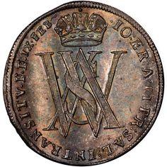MDCIC (1699) Austrian States SALZBURG 1/9 Thaler obverse