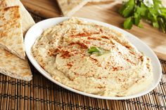 This classic Middle Eastern dip is best paired with fresh pita bread. It's also a fantastic snack for kids and a great ingredient for wraps or pita sandwiches.