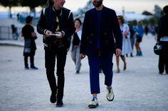 Le 21ème / Gianluca Cantaro + Angelo Flaccavento | Paris  // #Fashion, #FashionBlog, #FashionBlogger, #Ootd, #OutfitOfTheDay, #StreetStyle, #Style