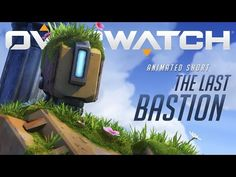 cool Looks Like Blizzard's Trying to Humanize Overwatch's Bastion, In This New Animated Trailer