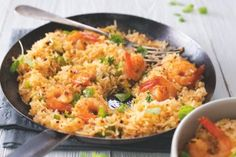 Inspirace do kuchyně: rýže 30x a stále jinak!   Apetitonline.cz Rice Recipes, Fried Rice, Food And Drink, Menu, Cooking, Ethnic Recipes, Vietnam, Fitness, Asia