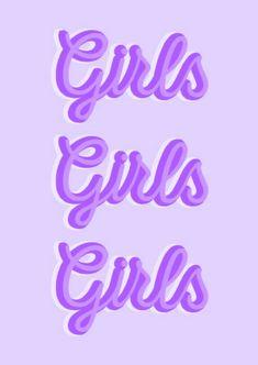 girls graphic
