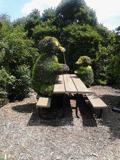 Solstice Swirl At Olbrich Botanical >> 82 Best Garden Art Images Most Beautiful Gardens Amazing Gardens