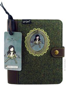 Gorjuss Tweed Notebook