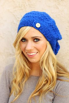Love slouchy hats