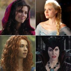 Pin for Later: Look Wickedly Beautiful in These Once Upon a Time Halloween Costumes