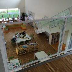 KinderWelten Gestalten Reggio Emilia Raum