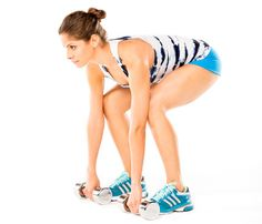Dead lift with dumbbells