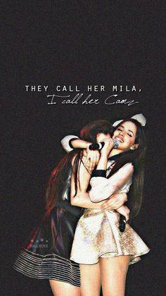 Elas a chamam de Mila, eu a chamo de Camz.