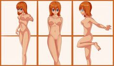 How to Draw Anime Body Figures, Step by Step, Anime Females, Anime, Draw Japanese Anime, Draw Manga, FREE Online Drawing Tutorial, Added by Dawn, December 28, 2008, 12:47:40 am