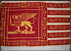 Gonfalon of the Republic of St. Mark.