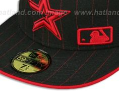 Houston Astros Fabolous 59Fifty Fitted Baseball Cap by NEW ERA x MLB