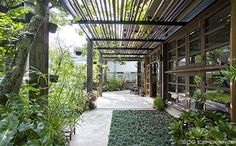 Renovated House, Thailand #Homedecor #Outdoor