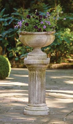 historic Charleston gardens Landscape Pinterest