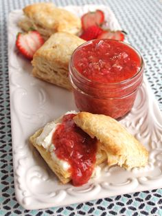 Strawberry Rhubarb Compote Pressure Cooking