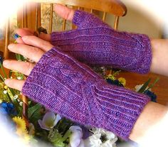 Ravelry: Grand Right & Left pattern by Paula McKeever